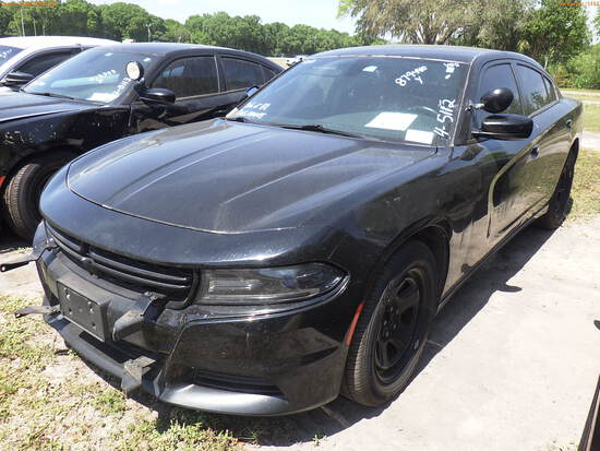 4-05112 (Cars-Sedan 4D)  Seller: Florida State F.H.P. 2015 DODG CHARGER