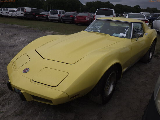 4-05130 (Cars-Coupe 2D)  Seller:Private/Dealer 1974 CHEV CORVETTE