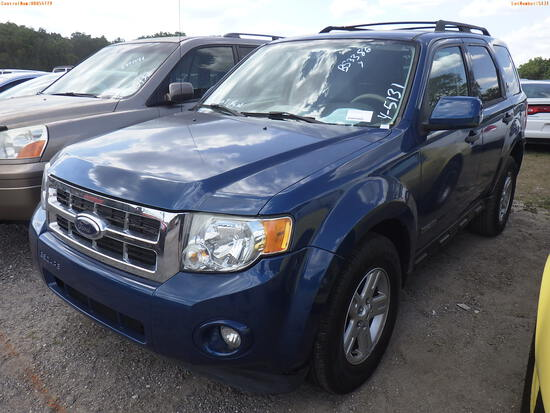 4-05131 (Cars-SUV 4D)  Seller:Private/Dealer 2008 FORD ESCAPE
