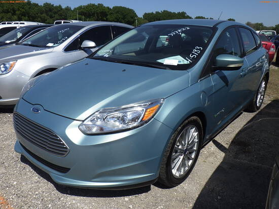 4-05133 (Cars-Sedan 4D)  Seller:Private/Dealer 2012 FORD FOCUS