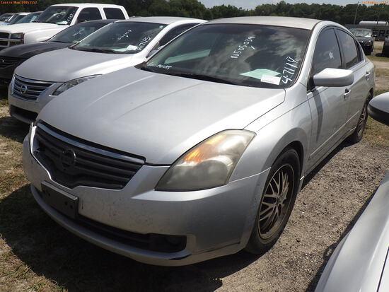 4-07114 (Cars-Sedan 4D)  Seller:Private/Dealer 2008 NISS ALTIMA