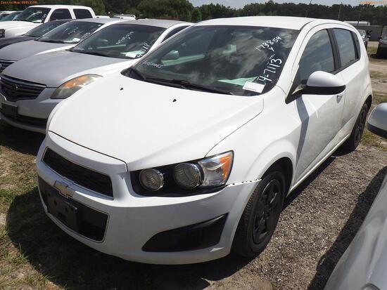 4-07113 (Cars-Hatchback 4D)  Seller:Private/Dealer 2014 CHEV SONIC