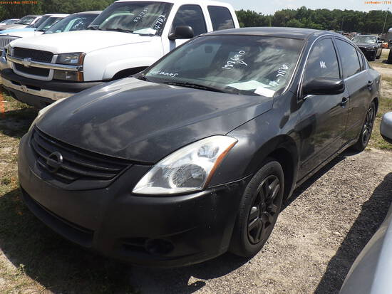 4-07116 (Cars-Sedan 4D)  Seller:Private/Dealer 2012 NISS ALTIMA
