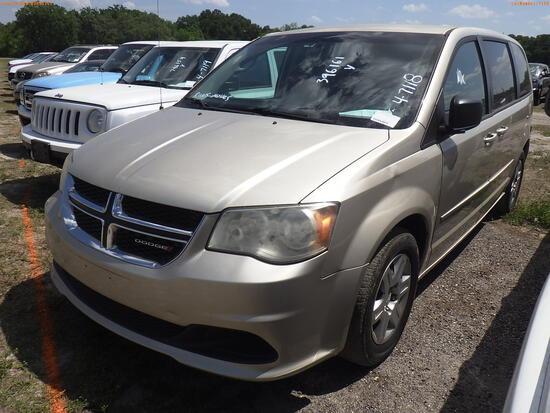 4-07118 (Cars-Van 4D)  Seller:Private/Dealer 2012 DODG GRANDCARA