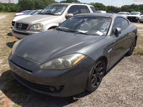 4-07122 (Cars-Hatchback 2D)  Seller:Private/Dealer 2007 HYUN TIBURON