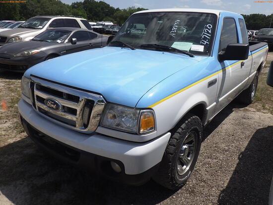 4-07120 (Trucks-Pickup 4D)  Seller:Private/Dealer 2009 FORD RANGER