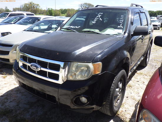 4-07133 (Cars-SUV 4D)  Seller:Private/Dealer 2008 FORD ESCAPE