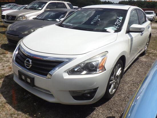 4-07121 (Cars-Sedan 4D)  Seller:Private/Dealer 2013 NISS ALTIMA