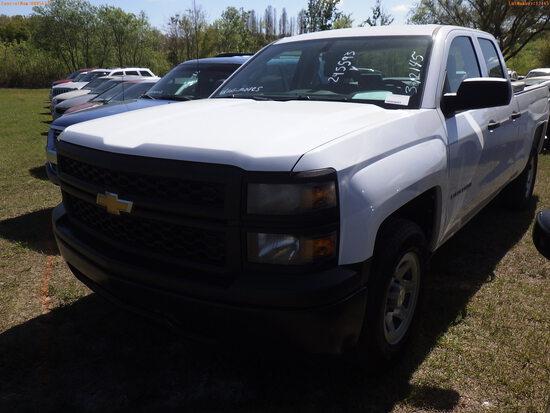 4-07134 (Trucks-Pickup 4D)  Seller:Private/Dealer 2014 CHEV 1500