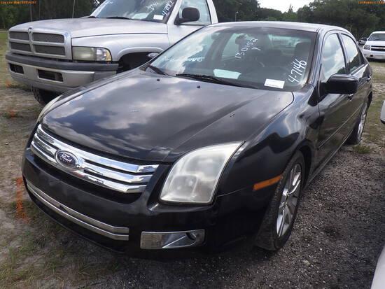 4-07146 (Cars-Sedan 4D)  Seller:Private/Dealer 2009 FORD FUSION