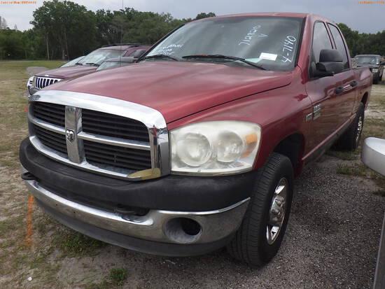 4-07140 (Trucks-Pickup 4D)  Seller:Private/Dealer 2007 DODG 2500
