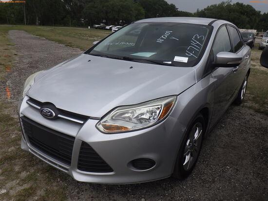 4-07143 (Cars-Sedan 4D)  Seller:Private/Dealer 2013 FORD FOCUS