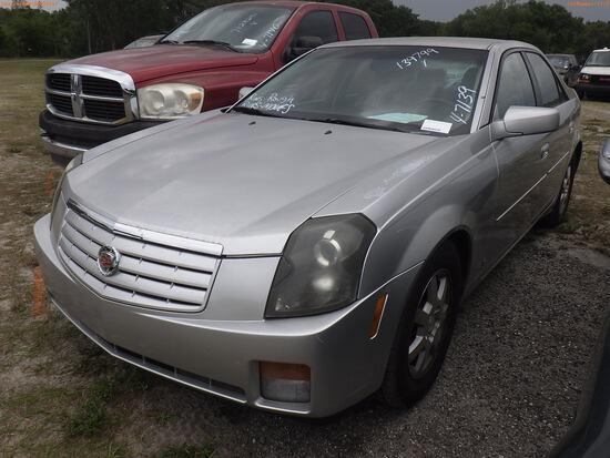 4-07139 (Cars-Sedan 4D)  Seller:Private/Dealer 2007 CADI CTS