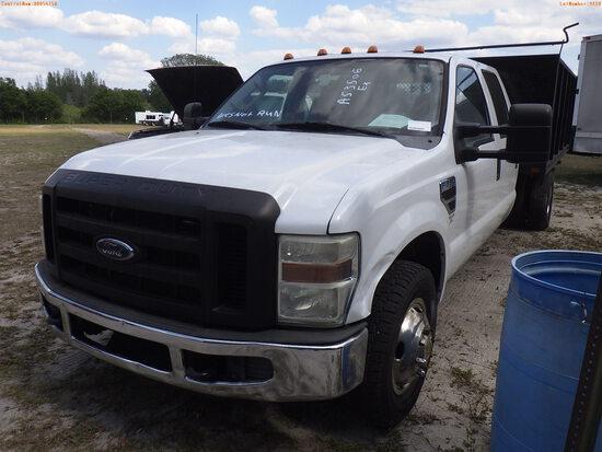4-09110 (Trucks-Dump)  Seller:Private/Dealer 2009 FORD F350
