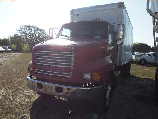 4-08121 (Trucks-Box)  Seller:Private/Dealer 1999 STRG L8513