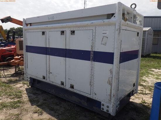 5-01110 (Equip.-Generator)  Seller:Private/Dealer 170 KW 3 PHASE 120-240 VOLT GE
