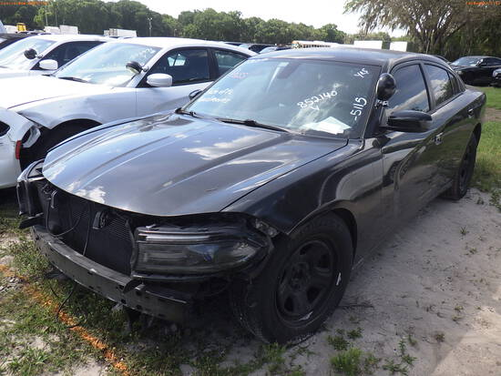 5-05115 (Cars-Sedan 4D)  Seller: Florida State F.H.P. 2015 DODG CHARGER