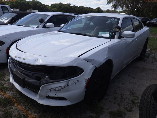 5-05116 (Cars-Sedan 4D)  Seller: Gov-Hillsborough County Sheriffs 2017 DODG CHAR