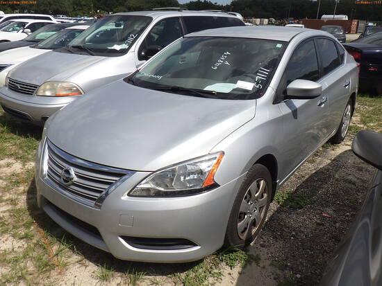 5-07111 (Cars-Sedan 4D)  Seller:Private/Dealer 2013 NISS SENTRA