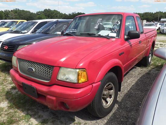 5-07122 (Trucks-Pickup 2D)  Seller:Private/Dealer 2003 FORD RANGER