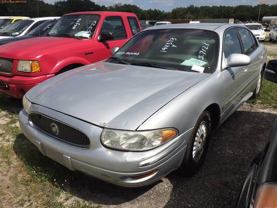 5-07121 (Cars-Sedan 4D)  Seller:Private/Dealer 2001 BUIC LESABRE