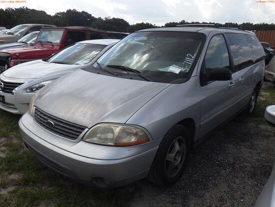 5-07112 (Cars-Wagon 4D)  Seller:Private/Dealer 2001 FORD WINDSTAR