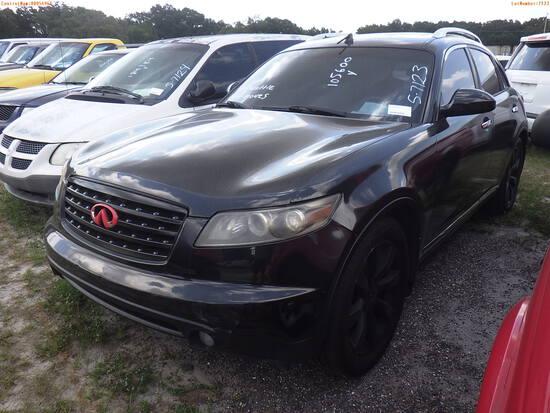 5-07123 (Cars-SUV 4D)  Seller:Private/Dealer 2006 INFI FX35