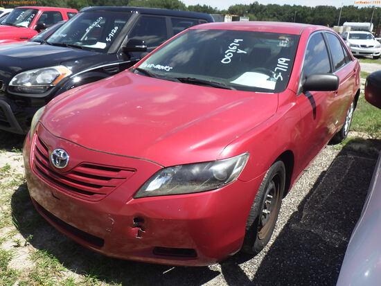 5-07119 (Cars-Sedan 4D)  Seller:Private/Dealer 2007 TOYT CAMRY