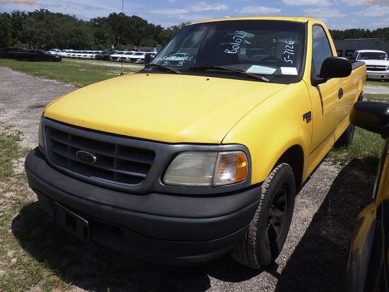 5-07126 (Trucks-Pickup 2D)  Seller:Private/Dealer 2000 FORD F150