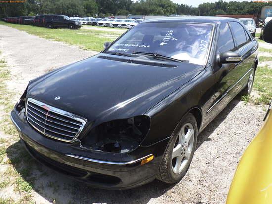 5-07127 (Cars-Sedan 4D)  Seller:Private/Dealer 2005 MERZ S500