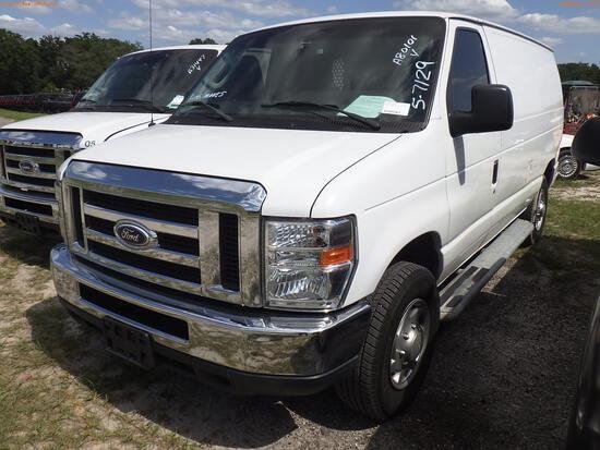 5-07129 (Trucks-Van Cargo)  Seller:Private/Dealer 2014 FORD E250