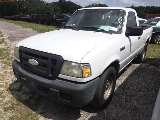 5-07131 (Trucks-Pickup 2D)  Seller:Private/Dealer 2007 FORD RANGER