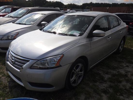 5-07110 (Cars-Sedan 4D)  Seller:Private/Dealer 2013 NISS SENTRA