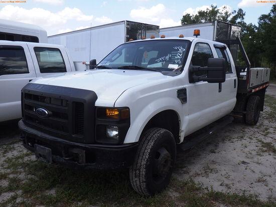5-08210 (Trucks-Flatbed)  Seller:Private/Dealer 2008 FORD F350XL