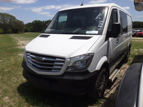 5-08114 (Cars-Van 3D)  Seller:Private/Dealer 2015 FRGT 2500