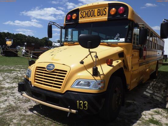 5-08216 (Trucks-Buses)  Seller: Florida State F.S.D.B. 2015 BLUB F448874
