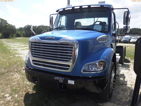 5-08116 (Trucks-Tractor)  Seller:Private/Dealer 2005 FREI M2112