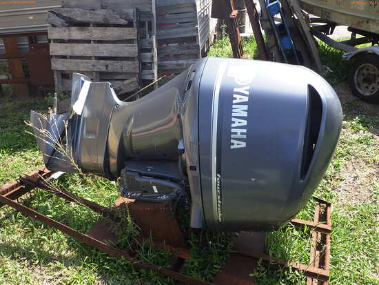 5-15114 (Equip.-Boat engine)  Seller: Florida State F.W.C. YAMAHA F250UCA OUTBOA