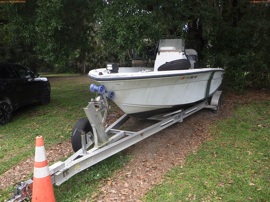 5-17110 (Vessels-Other)  Seller: Florida State F.W.C. 2003 ANGL 22FT