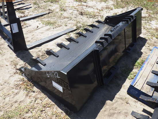 6-01132 (Equip.-Implement misc.)  Seller:Private/Dealer 80 INCH QUICK CONNECT BU