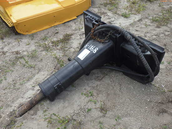 6-01168 (Equip.-Implement misc.)  Seller:Private/Dealer QUICK CONNECT HYDRAULIC