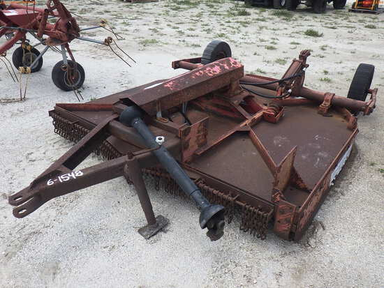 6-01548 (Equip.-Mower)  Seller:Private/Dealer BUSH HOG 307 PTO DRAW BAR ROTARY M