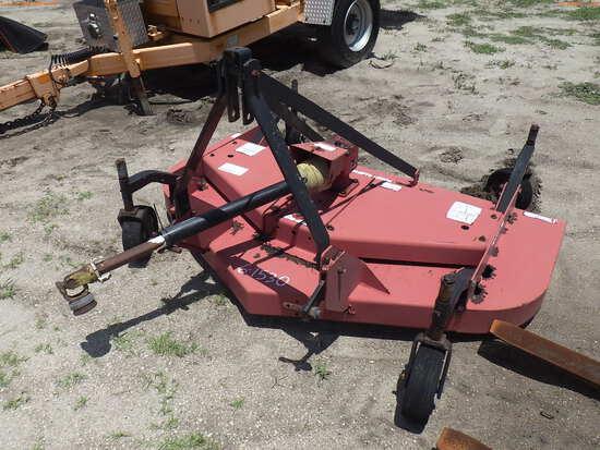 6-01530 (Equip.-Mower)  Seller:Private/Dealer BUSH HOG RDTH72 3PT HITCH PTO ROTA
