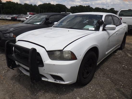 6-05129 (Cars-Sedan 4D)  Seller: Gov-Sumter County Sheriffs Office 2014 DODG CHA