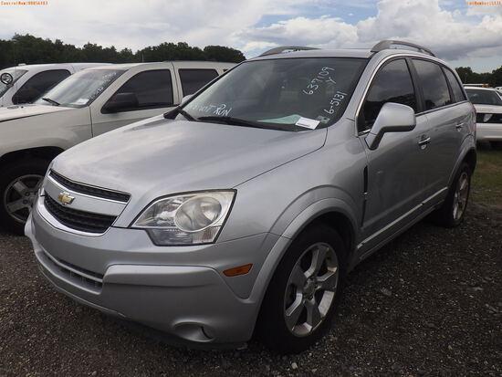 6-05131 (Cars-Hatchback 4D)  Seller:Private/Dealer 2014 CHEV CAPTIVA