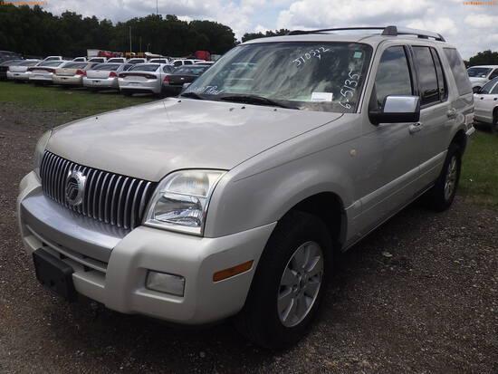 6-05135 (Cars-SUV 4D)  Seller:Private/Dealer 2006 MERC MOUNTAINE