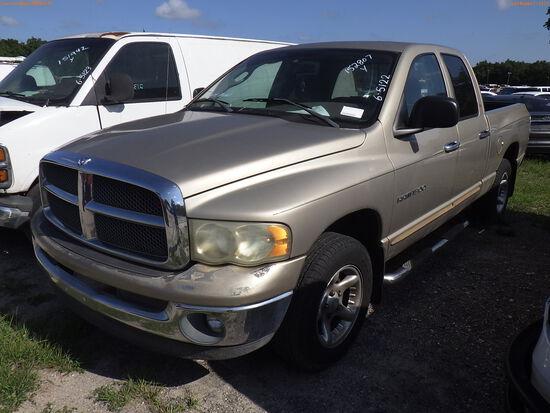 6-05122 (Trucks-Pickup 4D)  Seller:Private/Dealer 2003 DODG 1500