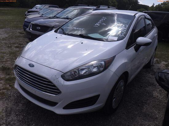 6-07113 (Cars-Sedan 4D)  Seller:Private/Dealer 2014 FORD FIESTA