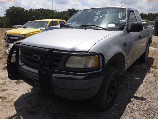6-07133 (Trucks-Pickup 4D)  Seller:Private/Dealer 2003 FORD F150