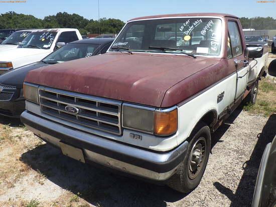 6-07117 (Trucks-Pickup 2D)  Seller:Private/Dealer 1988 FORD F150